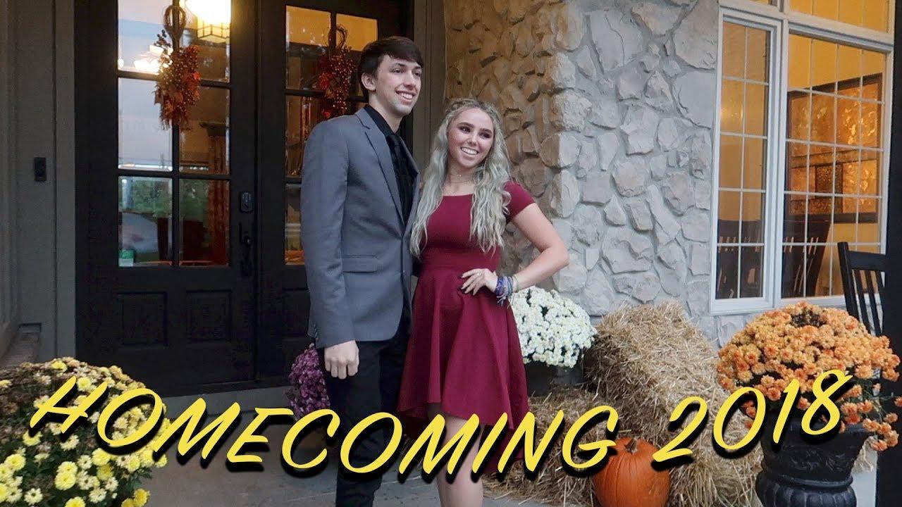 Senior Year Homecoming Grwm Vlog