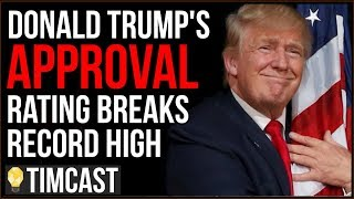 Donald Trump's Approval Just Broke A Record High, Why Do Polls Say He Will Lose 2020?