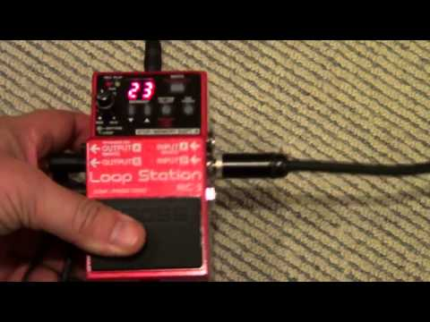 Boss RC-3 Review