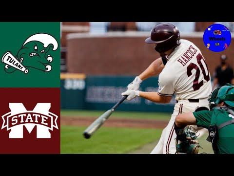 Download Tulane vs #5 Mississippi State Highlights (2 INSANE GAMES!)   2021 College Baseball Highlights