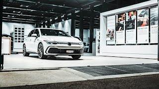 VW GOLF 8 GTI | SCHWEIZER MARKTEINFÜHRUNG | 2020