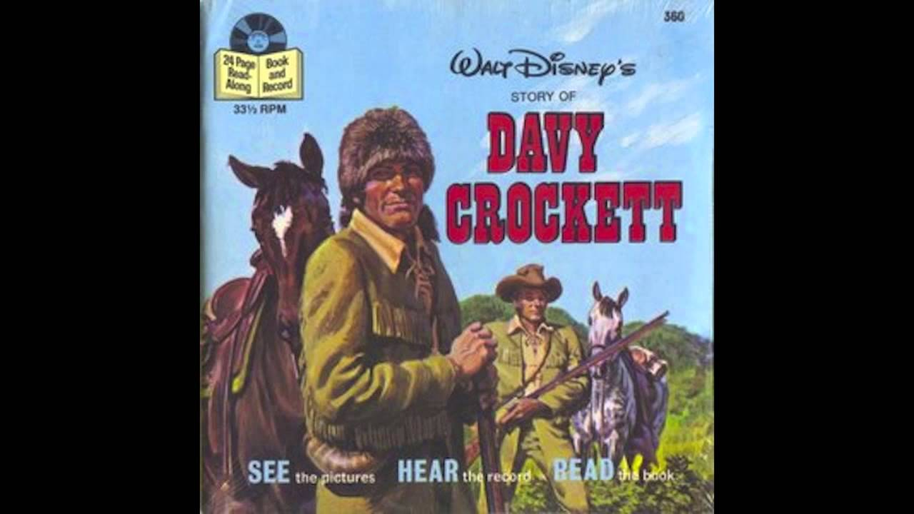 Walt Disney S The Story Of Davy Crockett Youtube