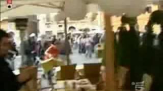 Navonamattanza (gli scontri di Piazza navona)