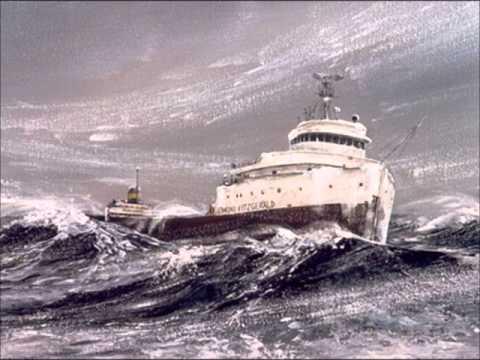 Jag Panzer - Wreck of the Edmund Fitzgerald - Chris Broderick