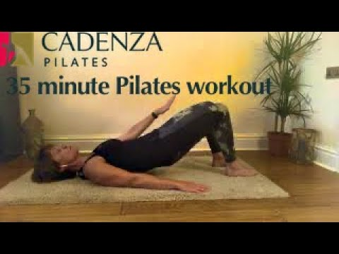 #WITHME Pilates during lockdown  - Core Connections and Elongation
