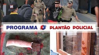 Plantão OCP 14/07/14 - Latrocínio em Guaramirim
