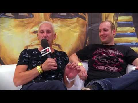 AIRSCAPE interview at Trancefusion Legends 2014