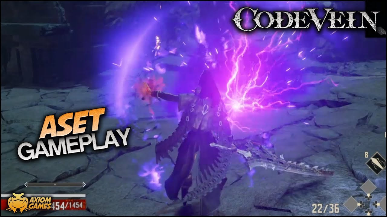 Code Vein Gameplay Walkthrough Part 1 - Prologue - YouTube