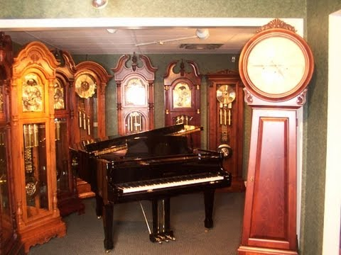 Telep Pianos and Clocks 90 Russett Ave in Oshawa 905 433-1491
