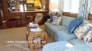 1999 Stardust 16 x 80