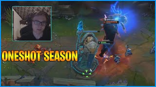 100% ADC Season 11...LoL Daily Moments Ep 1224