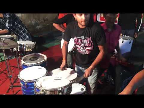 The Roto King 👑 Abhishek Dahigaonkar Solo Performance 🔥 Ajinkya Musical Group Byculla