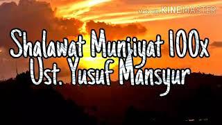 Download Sholawat Munjiyat 100 kali    Ustadz Yusuf Mansyur