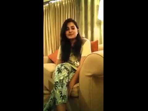 Shruthi Raj Thanks her fans