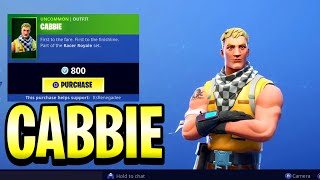 "*NEW* ""CABBIE"" SKIN! - Fortnite DAILY ITEM Shop [January 29] PLAGUE SKINS RETURN"