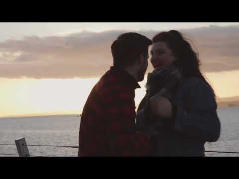 Surprise Proposal at Ogden Point Breakwater (Brigitte & Aaron)