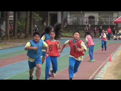 健行國小108學年度運動會六年級大隊接力