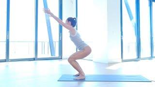 Super Hero: Lower Body Strength Yoga Flow