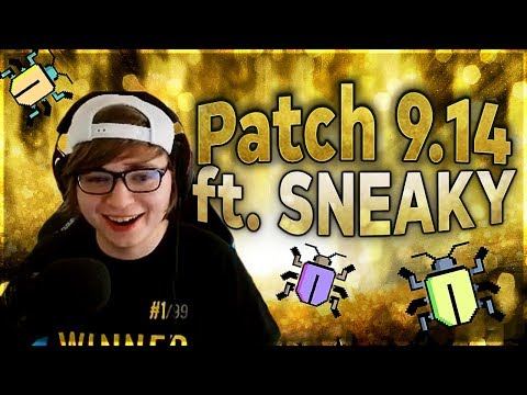 Bug Catcher Sneaky ft. Patch 9.14 | FAKER is INSANE with QIYANA | Tyler1 | Funny LoL Moments #276