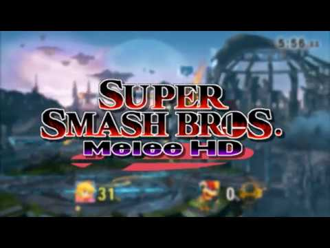 This Super Smash Bros  for Wii U Mod Will Basically Be Melee