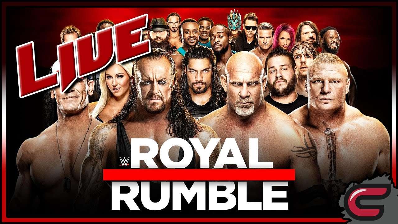 Wwe Royal Rumble 2020 Full Show.Wwe Royal Rumble 2017 Live Full Show January 29th 2017 Live Reactions