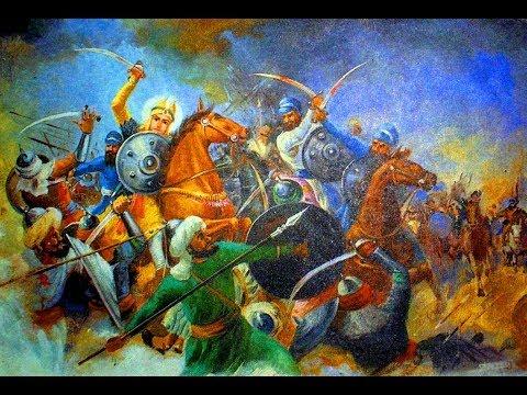 Dhan Guru Gobind Singh Ji Sahibzada Baba Ajit Singh Ji, Panj Gursikhan Di Jung Katha G.Vishal Singh