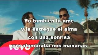 Romeo Santos - Yo También ft. Marc Anthony karaoke