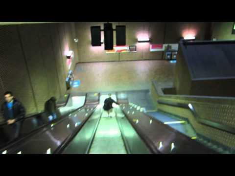 Ridiculous Montreal Metro