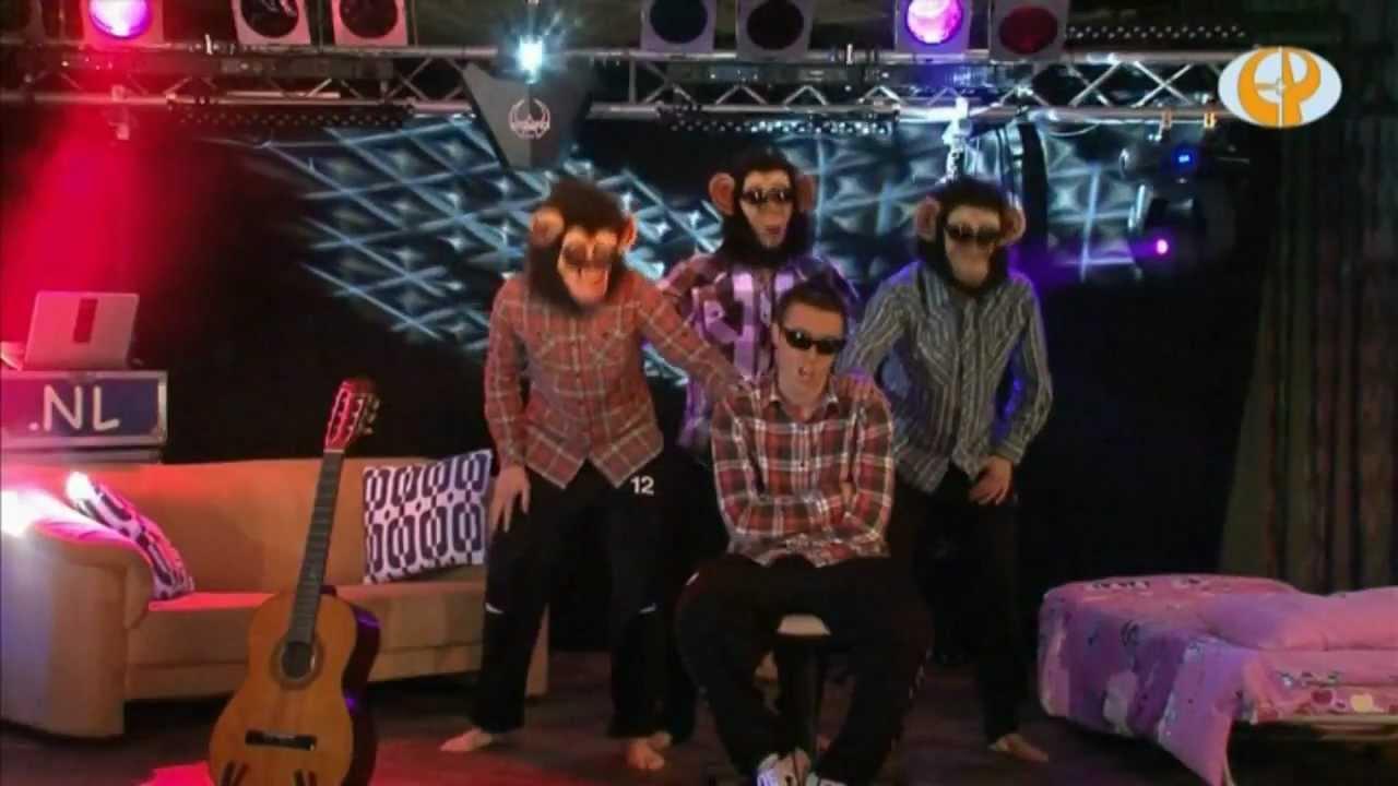 Bruno Mars - Lazy song winnaar PJGU Playbackshow 2011