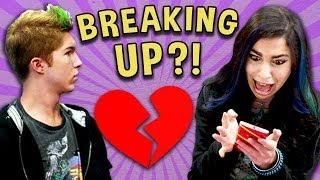 BREAKING UP?! (MyMusic Season 2 Episode 22)