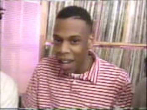 JAY Z's 1st Rap EVER on TV They Didn't Even Say His Name!