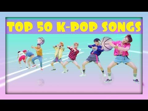 [TOP 50] K-POP SONGS CHART - AUGUST 2016 (WEEK 5)