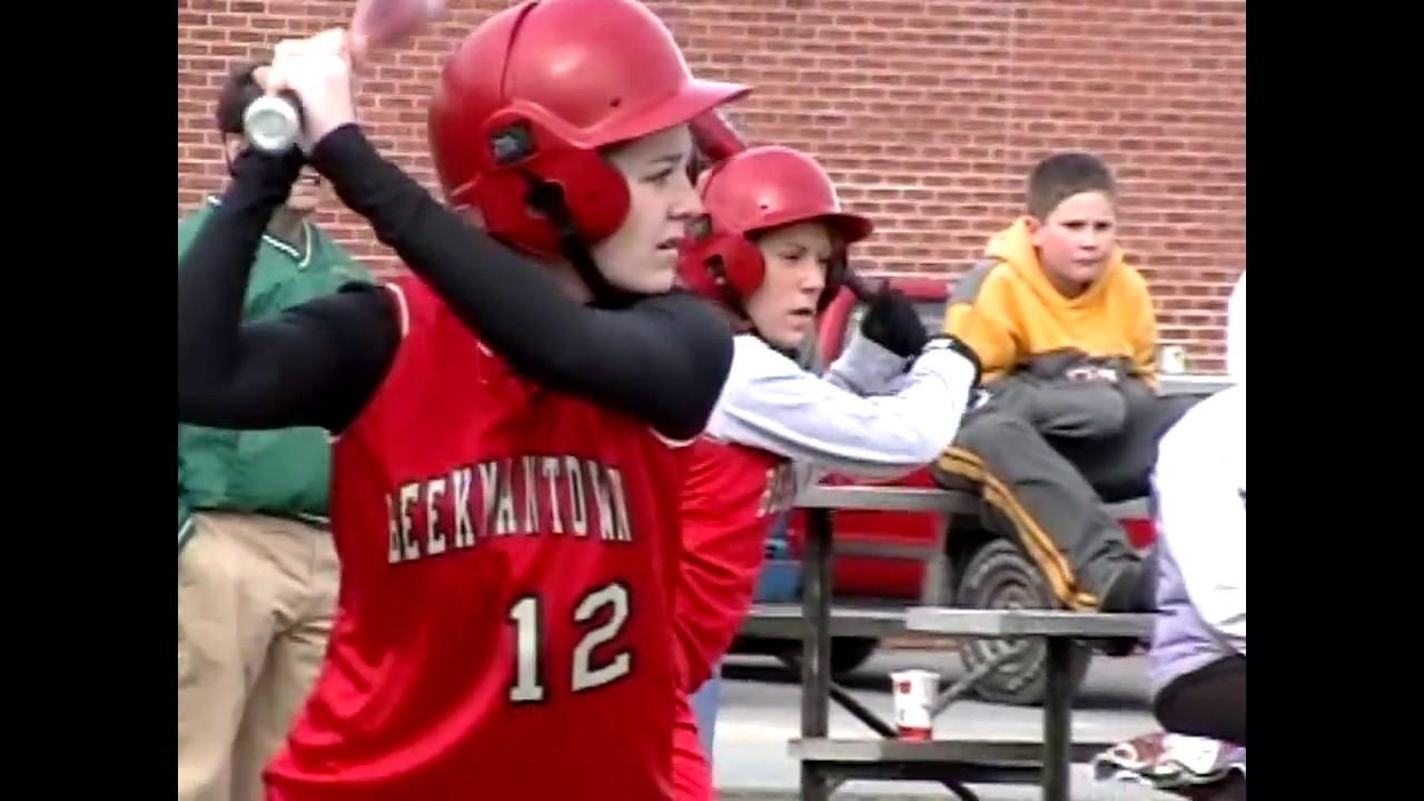 NCCS - Beekmantown Softball  4-13-05
