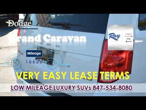 141 Dodge Dealer Powers Lake IL PC3006 2016 Dodge Grand Caravan