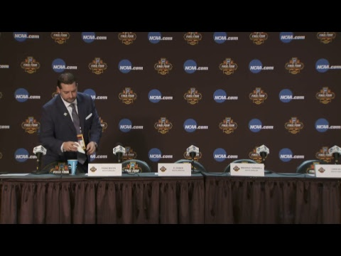 News Conference: South Carolina vs. Gonzaga Postgame