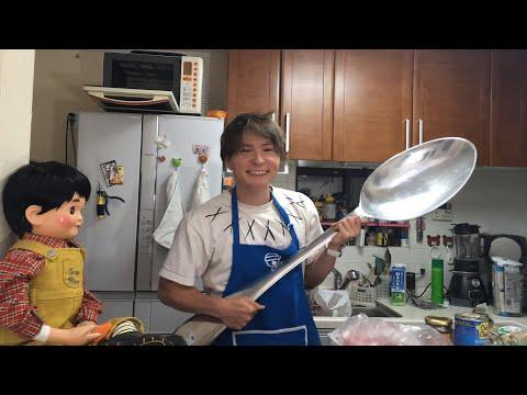 【生放送】男の晩飯カレー作るぞ! PDS
