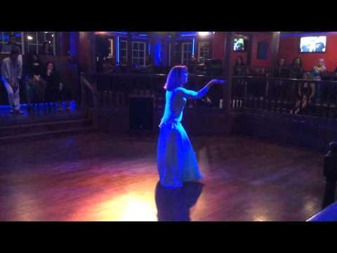 Vashti dances for Izzy