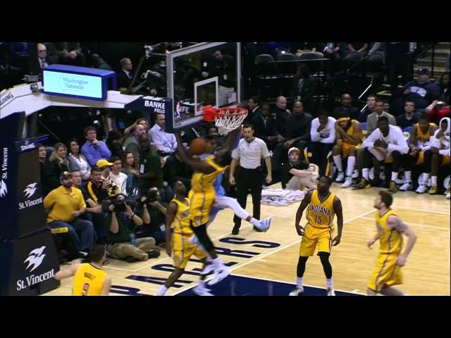Top 10 NBA Dunks: November 2014
