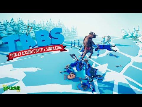 ЛЕДОВОЕ ПОБОИЩЕ - СИМУЛЯТОР БИТВ - Totally Accurate Battle Simulator #4