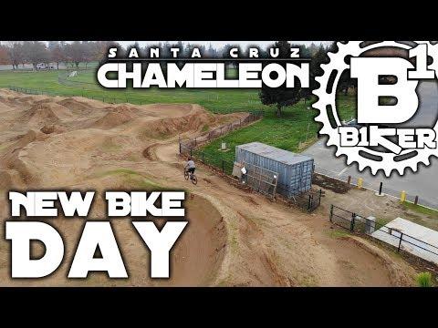 New Bike Day - 2019 Santa Cruz Chameleon - Granite Bay, Ca - Mountain Biking Mp3