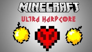 MINECRAFT ULTRA HARDCORE SURVIVAL EPISODE ONE