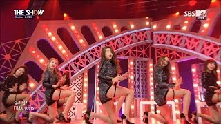 Repeat youtube video 걸스데이(GIRL'S DAY) - Love Again & I`ll Be Yours @THE SHOW(더쇼)