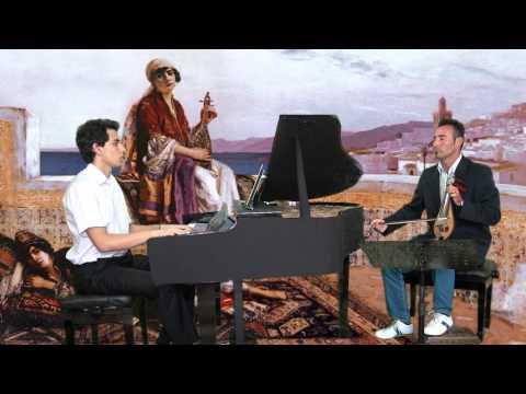 Hüseyni Saz Eseri Semaisi Piyano Kanun Lavta Lavtacı Andon Enstrumantal Klasikler Saz Eseri Duygulu