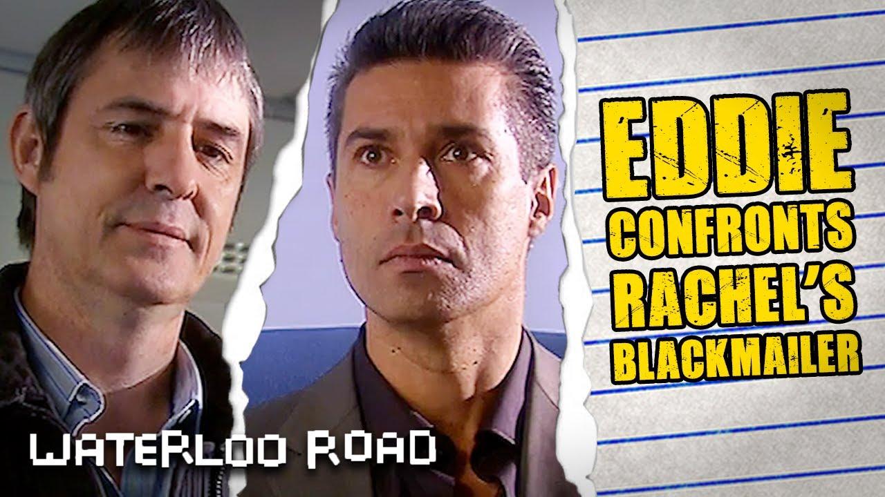 Eddie Confronts Con Man Contractor   Waterloo Road