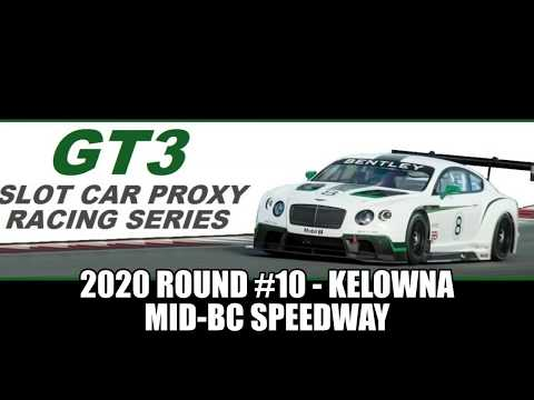 GT3 Slot Car Proxy 2020 Kelowna