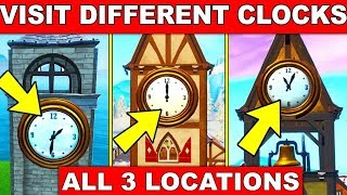 Unlock Some Items Clock Towers - Thereset