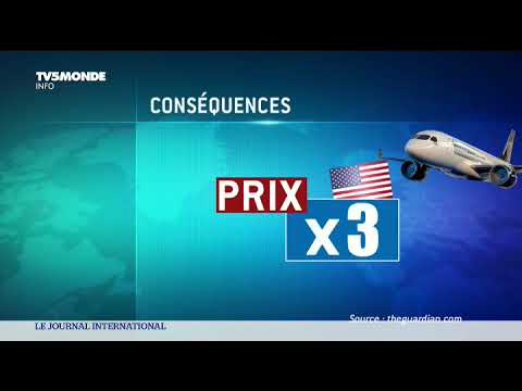 Boeing vs Bombardier : la guerre est déclarée !