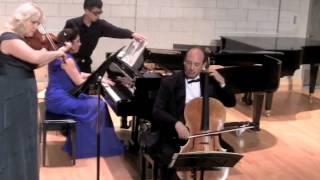 Summit Music Festival 2012 Mendelssohn Trio No 2 3rd movt.m4v