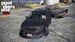 GTA 5 Roleplay - DOJ 224 - Demolition Derby (Criminal)