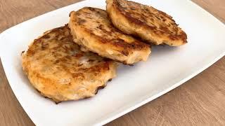 Chiftele De Varza Si Cartofi